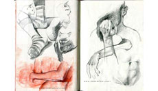 Gurkha Sketchbook, Aug 2012 - Nov 2012